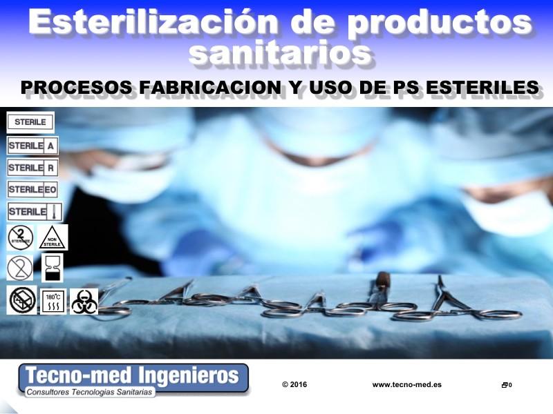 1814- ESTERILIZACIÓN PS: FABRICACIÓN Y USO HOSPITALARIO DE PS ESTÉRILES - online