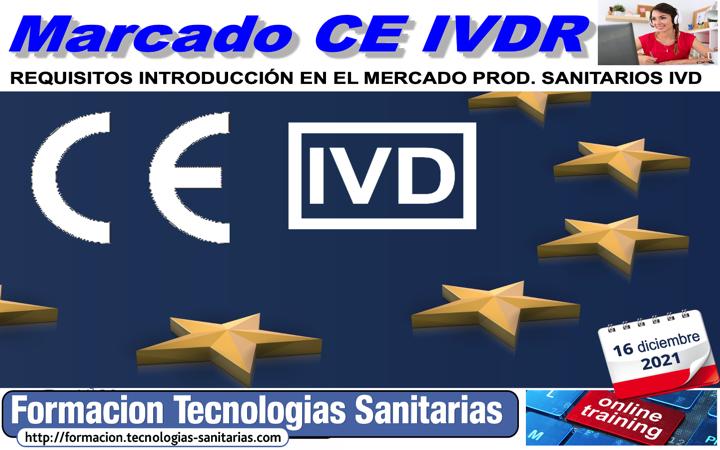 2006T - MARCADO CE P.SANITARIOS PARA DIAGNOSTICO IN-VITRO IVDR - Online