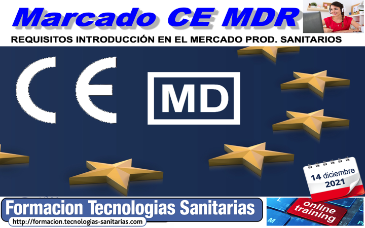 2007T - MARCADO CE PRODUCTOS SANITARIOS MDR - ON-LINE
